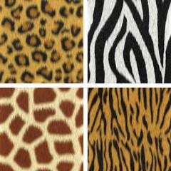 Seamless Fur Textures