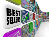 Best Sellers App Ranking List Wall Applications