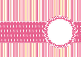 background for girl scrapbook