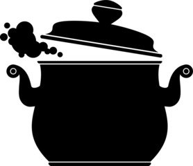 Cooking Pan (silhouette)