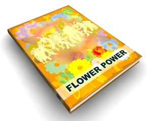 3D Buch IV - Flower Power
