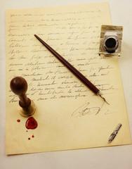 Firma documento con sigillo