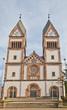 Holy Trinity Orthodox church (1908) in Offenburg, Germany