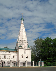 Church of Elijah the prophet, Yaroslavl