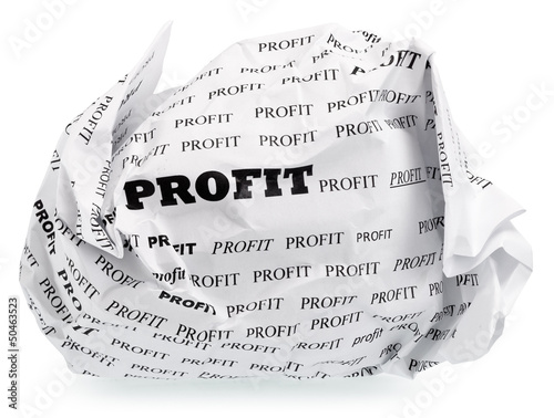 No profit - no victory