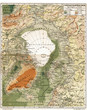 Arctica vintage map