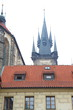 Architecture of old Prague