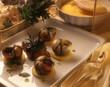 Lumache con polenta