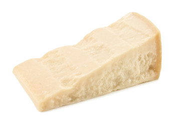 block of parmesan