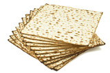 stack of unleavened bread