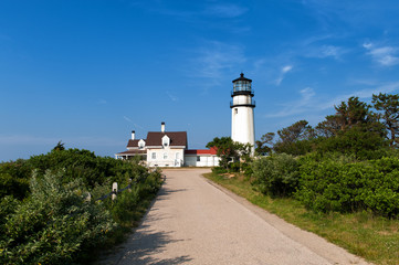 Highland lighthouse, Truro, Cape Cod, MA