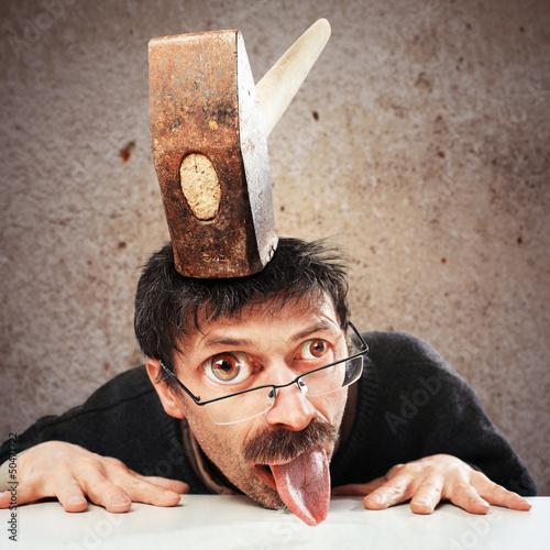 the sledgehammer