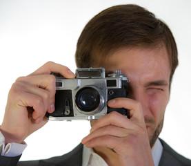 photographer photographs