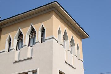 Casa in stile gotico