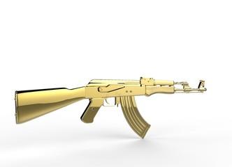 Golden Ak47