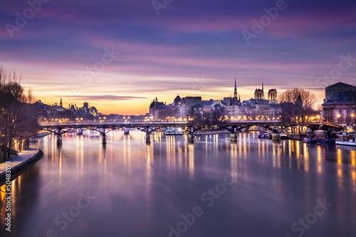 pont-des-arts-paryz-francja