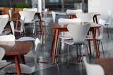 Naklejka Cafeteria-9