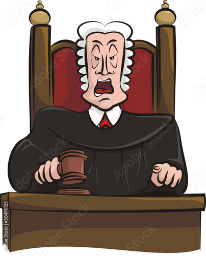 speaking judge