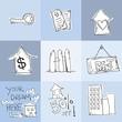 Rent  Icons
