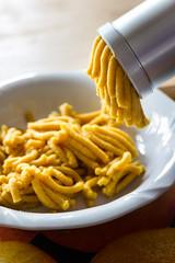 Passatelli from bologna