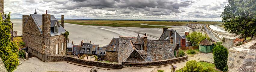 Mont Saint Michel - Normandia