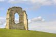 Les vestiges de l'Abbaye de l'Isle dans le médoc
