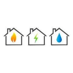 logos gaz, electricity, water 2013_03_17 - 02