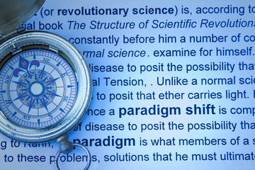 Paradigm shift concept