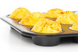 Schinken - Käse - Muffins in Backform