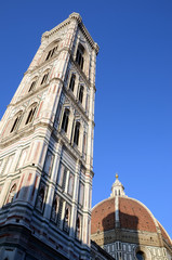 Firenze - Campanile e Duomo
