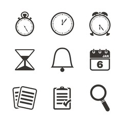 organiser icon sets