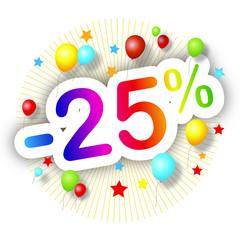 Festival de promos -25%