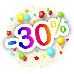 Festival de promos -30%