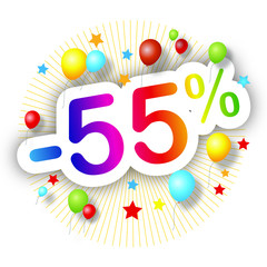 Festival de promos -55%