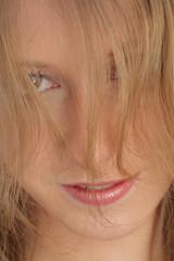 coiffure blonde