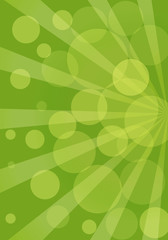 Abstract background light green. Vector illustration.