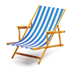 Modern beach chair