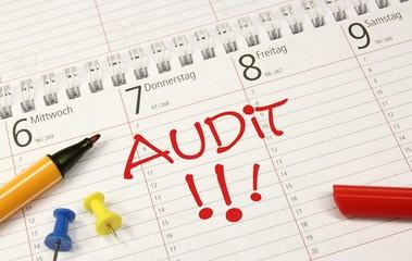 Kalender Audit