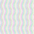 Seamless wavy lines light background