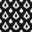 Seamless monochrome pattern 14