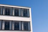 Bauhaus Dessau detail poster