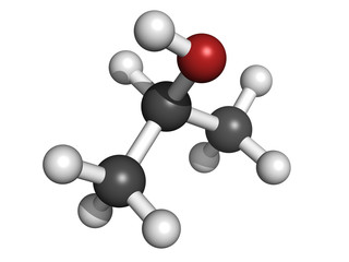 Isopropanol (isopropyl alcholol, 2-propanol) rubbing alcohol, mo