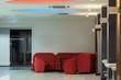 Woodland hotel - waiting room