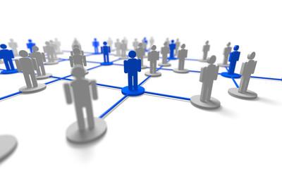 netzwerk, vernetzt, social, network, verbindung,