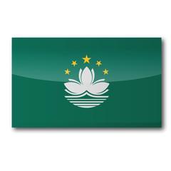 Flagge Macao