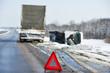 winter car crash - 50518981