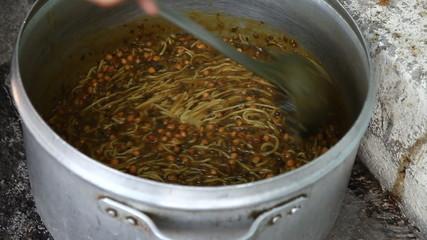 Ash Reshteh Iranian Soup.
