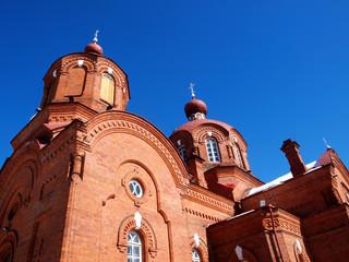 Bialowieza orthodox church