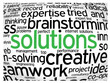 SOLUTIONS Tag Cloud (business strategy performance success)