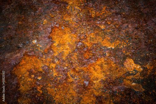 Oxidated metal - 50525107